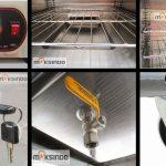 Jual Mesin Food Warmer Kue MKS-DW160 di Makassar