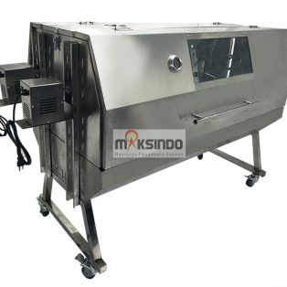 Jual Mesin Kambing Guling Double Location Roaster (GRILLO-LMB55) di Makassar