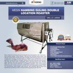 Jual Mesin Kambing Guling Double Location Roaster (GRILLO-LMB55) di Makassar