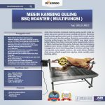 Jual Mesin BBQ Roaster (GRILLO-LMB22) di Makassar