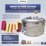 Jual Mesin Es Krim Goyang MKS-55BB di Makassar