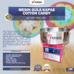Jual Mesin Gula Kapas Cotton Candy (Gulali) Di Makassar