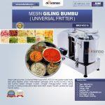 Jual Mesin Giling Bumbu (Universal Fritter) MKS VGC12 di Makassar