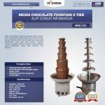 Jual Mesin Chocolate Fountain 6 Tier (MKS-CC6) di Makassar