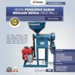 Jual Mesin Pengupas Gabah Menjadi Beras (Rice Mill) AGR-GRP80 di Makassar