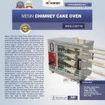 Mesin Chimney Cake Oven MKS-CMY16