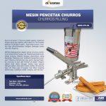 Jual Mesin Pengisi Churros (Churros Filling) MKS-PFL30 di Makassar
