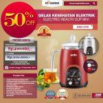 Jual Gelas Kesehatan Elektrik (Electric Cup Health) ARD-CP5 di Makassar