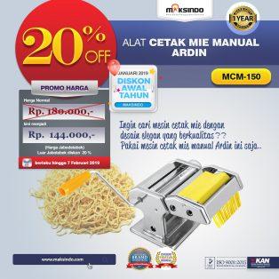 Jual Cetakan Mie Manual Rumah Tangga ARDIN di Makassar