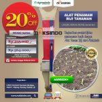 Jual Alat Penamam Biji Tanaman (jagung, Kedelai, Kacang, dll) di Makassar