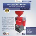Jual Mesin Rice Milling 3in1 (Butterfly Rice Mill) AGR-BTFLY220 di Makassar