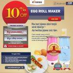 Jual Egg Roll Maker (ARD-303) di Makassar