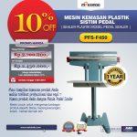 Jual Mesin Pedal Sealer ( Sealer Plastik) di Makassar