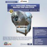 Jual Mesin Perajang Serbaguna Bentuk Chip dan Stick – MKS-VGT250 di Makassar