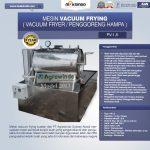 Jual Mesin Vacuum Frying 1.5 kg di Makassar