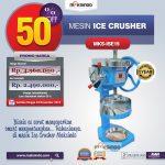 Jual Mesin Ice Crusher MKS-ISE15 di Makassar
