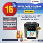 Jual Mesin Soft Ice Cream ICM766 (Panasonic Comp) di Makassar