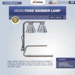 Jual Mesin Food Warmer Lamp MKS-DW240 di Makassar