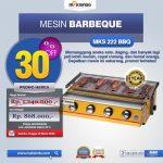 Jual Mesin Kambing Guling BBQ Roaster (GRILLO-LMB44) di Makassar