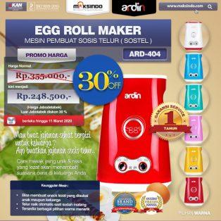 Jual Egg Roll Maker ARD-404 di Makassar