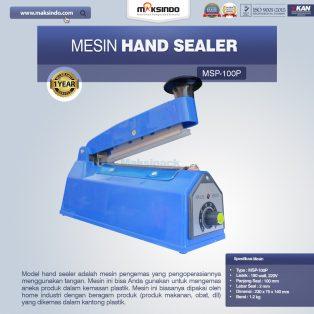 Jual Mesin SealerMSP-100P di Makassar