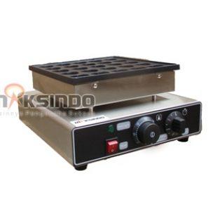 Jual Listrik Waffle Bentuk Hati 25 Lubang MKS-HSW25E di Makassar