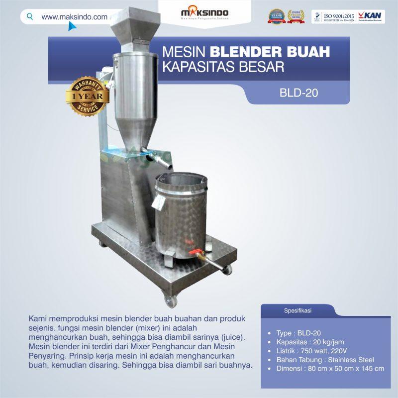 Jual Mesin Blender Buah di Makassar