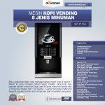 Jual Mesin Kopi Vending 8 Jenis Minuman di Makassar