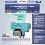 Jual Mesin Penghancur Plastik Multifungsi – PLC230 Di Makassar