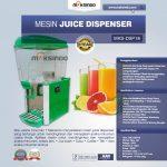 Jual Mesin Juice Dispenser MKS-DSP18 di Makassar