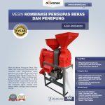 Jual Kombinasi Pengupas Beras dan Penepung RMD8020 di Makassar