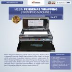 Jual Mesin Pengemas Wrapping (Wrapping Machine) di Makassar