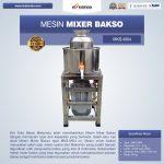 Jual Mesin Mixer Bakso MKS-MX4 di Makassar