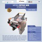 Jual Mesin Cetak Mie Stainless (MKS-180SS) di Makassar