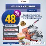 Jual Mesin Es Serut (Ice Crusher- MKS002) di Makassar