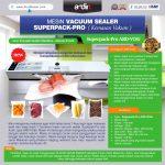 Jual Mesin Vacuum Sealer Machine ARD-VC85 Di Makassar