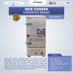 Jual Mesin Rice Cooker Kapasitas Besar MKS-GPN12 di Makassar