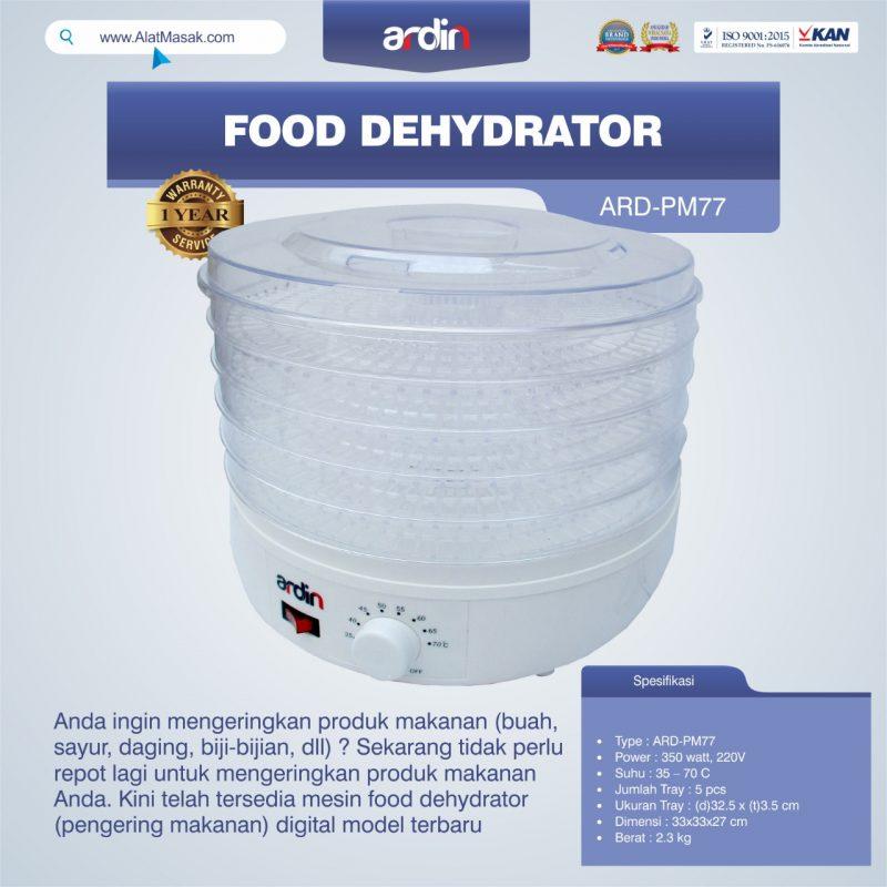 Jual Food Dehydrator ARD-PM77 di Makassar